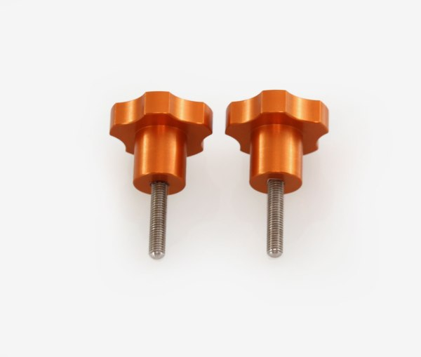 ADM Accessories | Miscellaneous | Thumb Screws - Hand Knobs | AVX-SAD | Celestron AVX Saddle Tightening Knobs | Image 1
