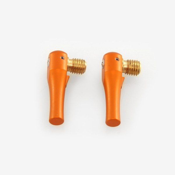 ADM Accessories | Miscellaneous | Thumb Screws - Hand Knobs | CGEM-CL | Celestron CGEM Clutch Lever Kit - Orange | Image 1