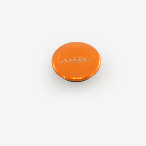 ADM Accessories | Miscellaneous | Thumb Screws - Hand Knobs | CGEM-PL | Celestron CGEM Polar Scope Plug - Orange | Image 1