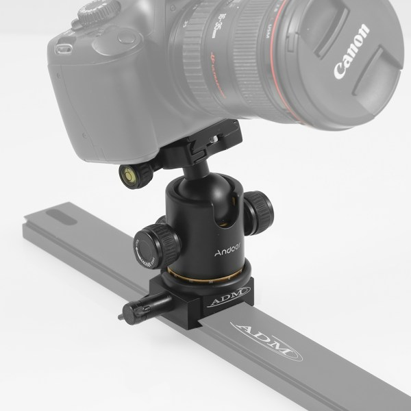 ADM Accessories   MDS Series   Dovetail Camera Mount   MDS-BCM   MDS-BCM- MDS Series Ballhead Camera Mount   Image 2