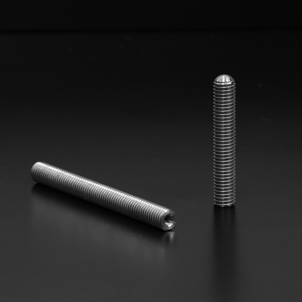 "ADM Accessories | TR- Stainless Steel Threaded Rod  3"" or 5"" Long"