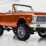 1972 Chevrolet K5 Blazer Vortec 454 4 Speed