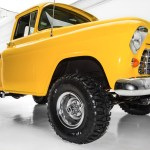 1956 Chevrolet Pickup 3100 4x4 Awesome Truck