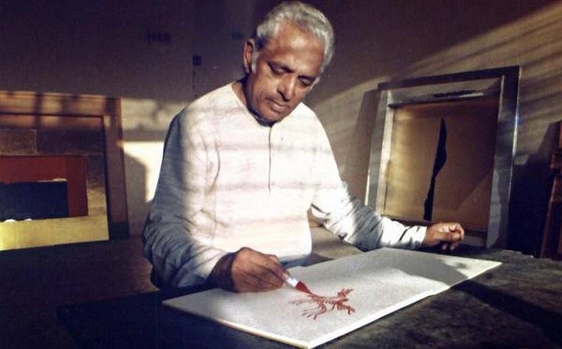 Indian Graphic Artists: Dashrath Patel
