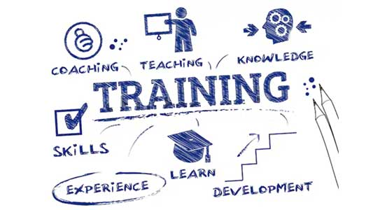 Updated Training Courses
