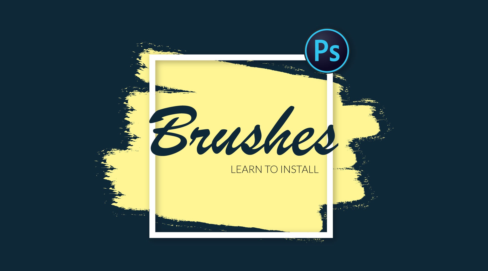 How to Install Brushes in Photoshop CC