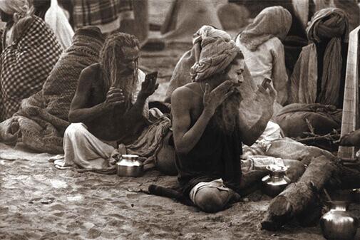 Indian Graphic Artists: Dashrath  Patel's photography art