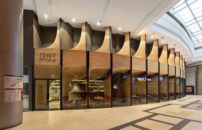 Top 10 Architects in India: Craft Deli in Mumbai