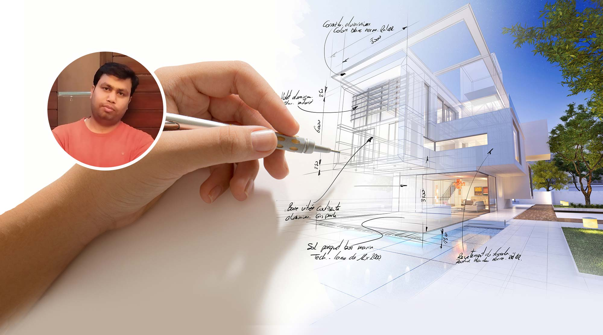 How to make career in architecture designing industry?