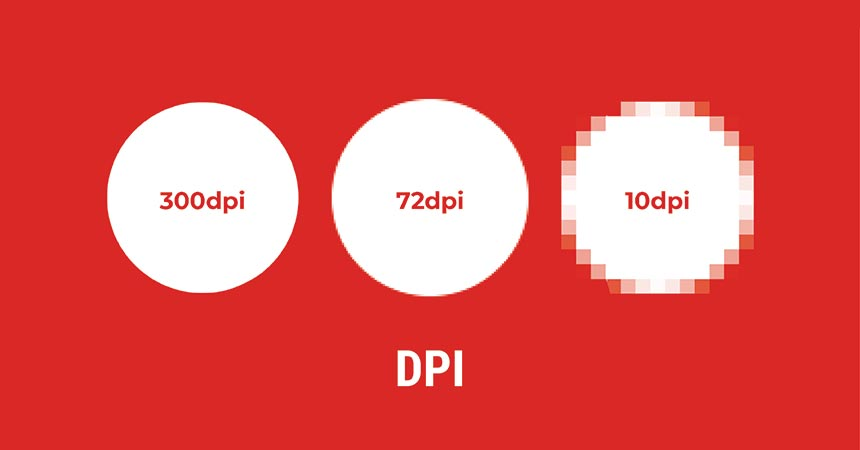 Common Graphic Design Terms: DPI