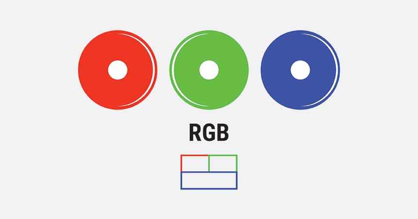 Common Graphic Design Terms: RGB