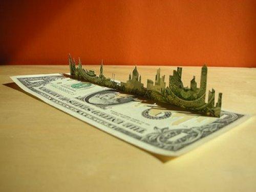 ciudad dinero