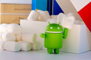 android mascot