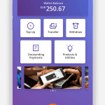 Android app development for E-Wallet solutions
