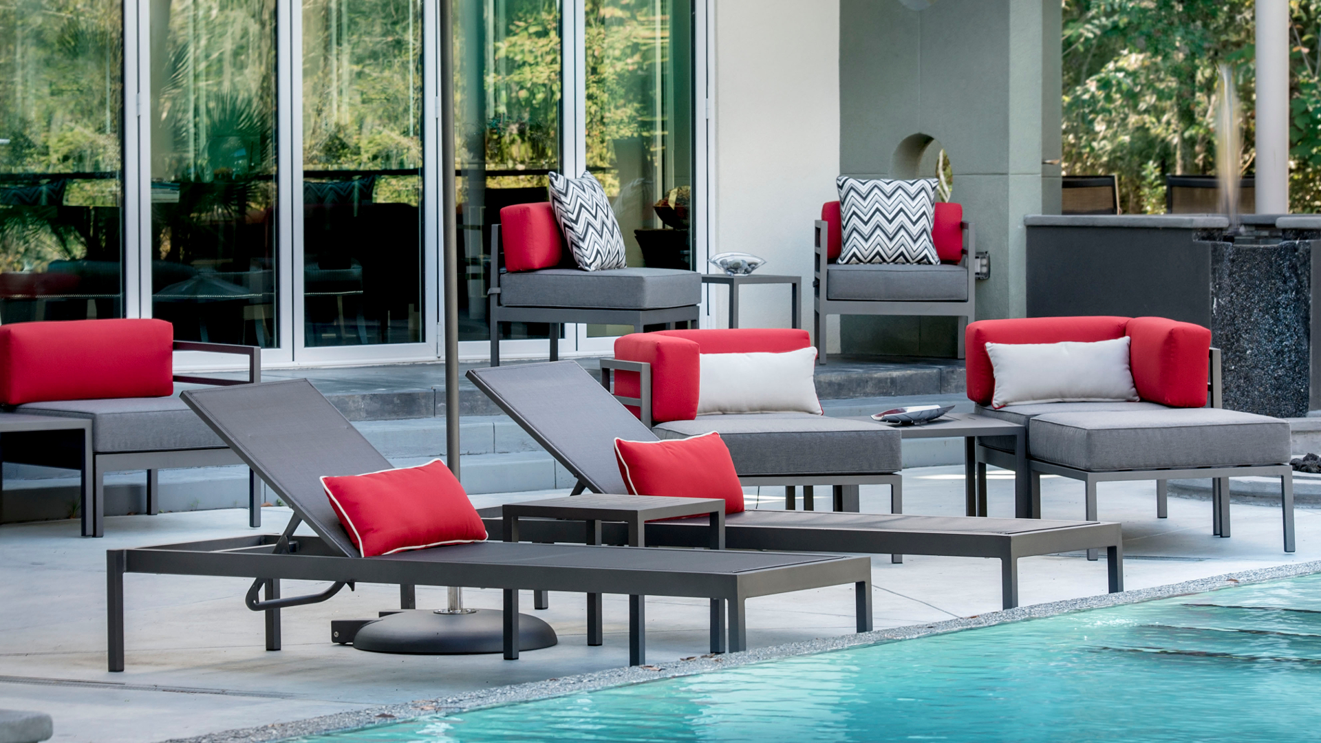 admiral commercial outdoor pool furniture