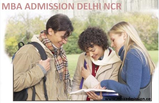 MBA Admission Delhi NCR