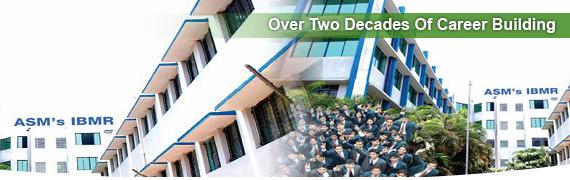 ASM IBMR Pune Admission 2020