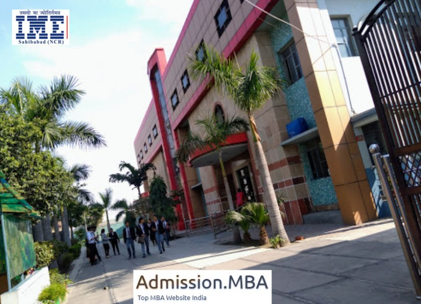 IME Ghaziabad Admission 2020