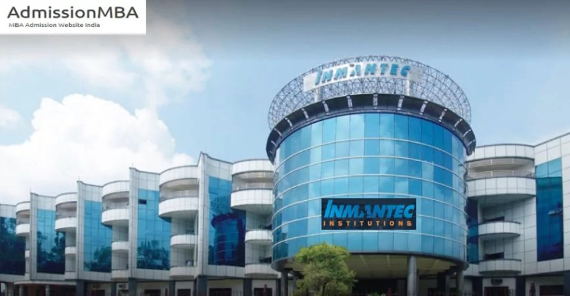 INMANTEC Institutions Ghaziabad Admission 2020