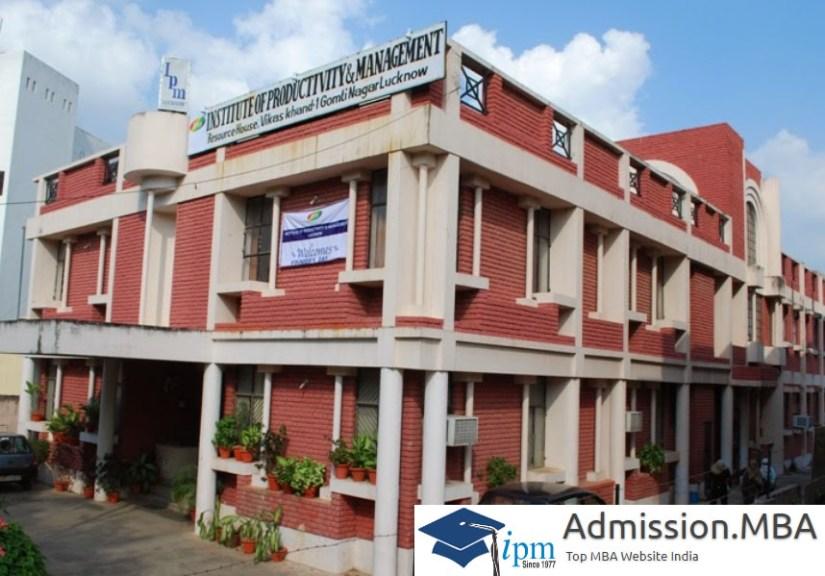 IPM lucknow Admission 2020