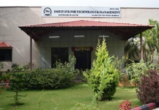 ITM Bangalore Admission 2021