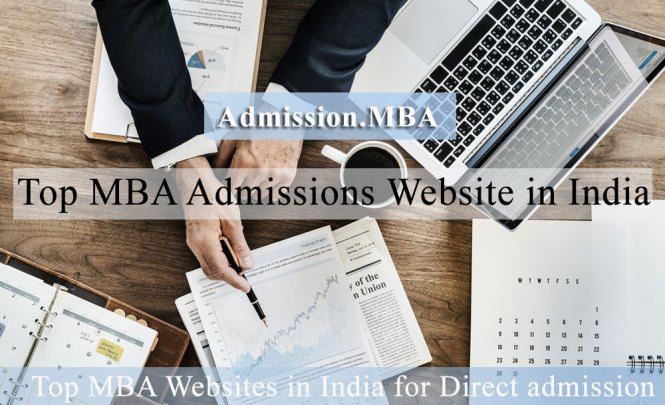 MBA Websites in India for Direct admission