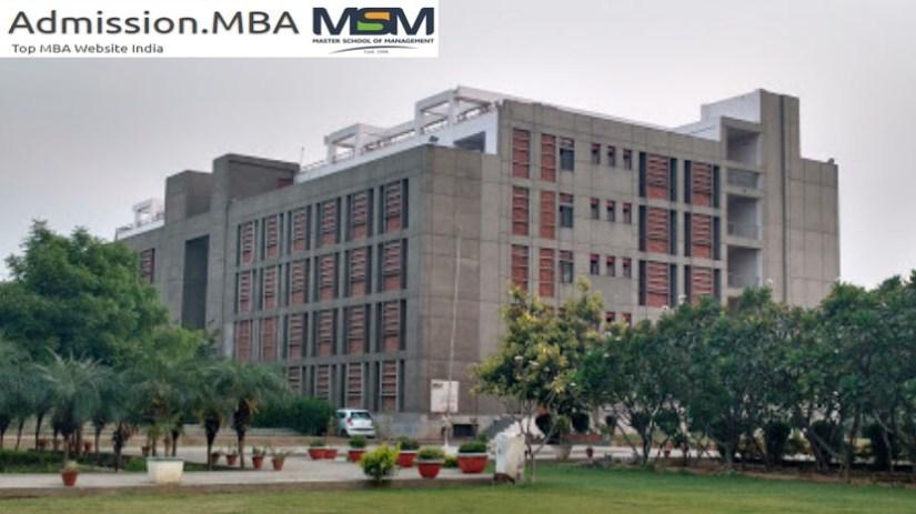 MSM Meerut Admission 2020