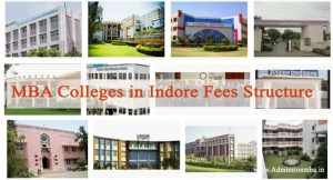 MBA Colleges in Indore with Fees Structure