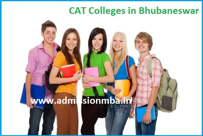 MBA Colleges Accepting CAT score in Bhubaneswar