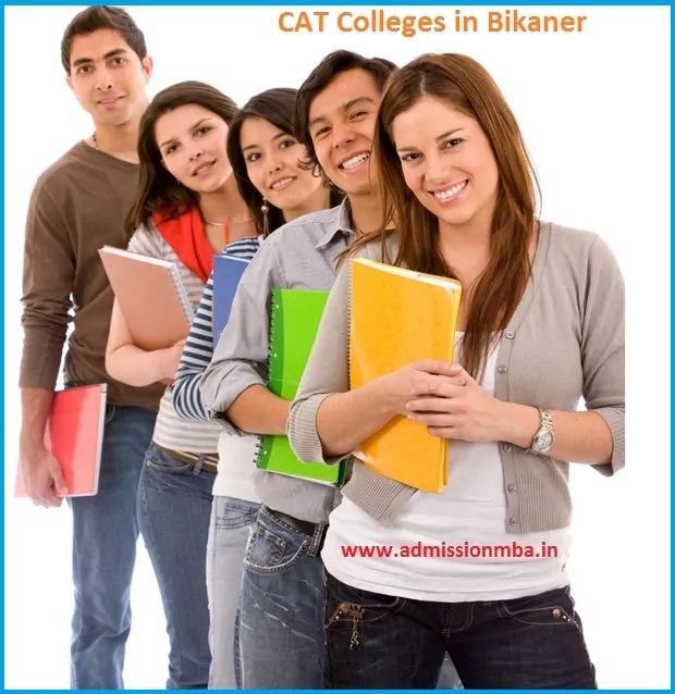MBA Colleges Accepting CAT score in Bikaner