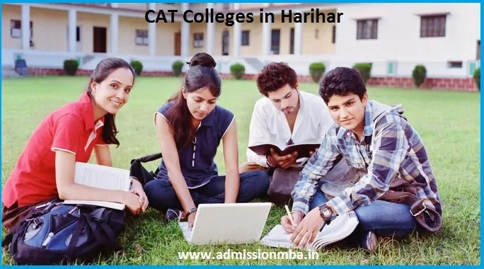 MBA Colleges Accepting CAT score in Harihar
