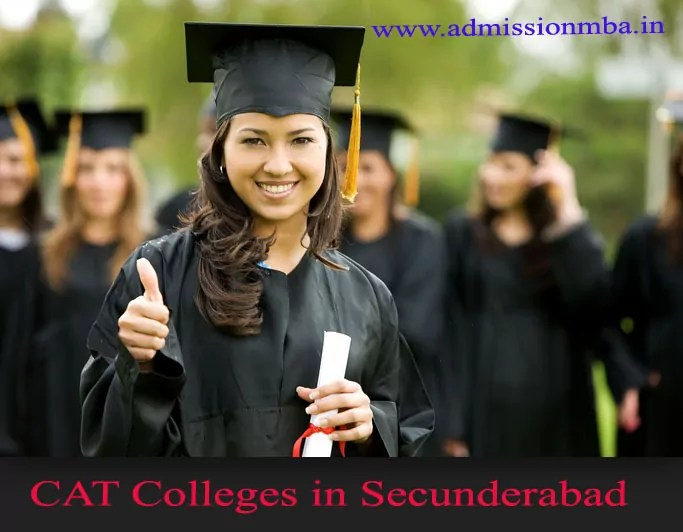 MBA Colleges Accepting CAT score in Secunderabad