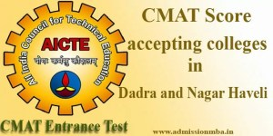 Top CMAT Colleges in Dadra and Nagar Haveli