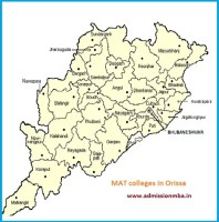 MBA Colleges in Odisha Accepting MAT score