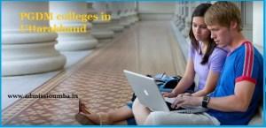 PGDM colleges Uttarakhand