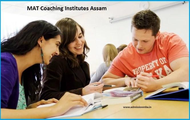 MAT Coaching Institutes Assam