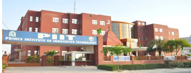 PIIT Prince Institute of Innovative Technology