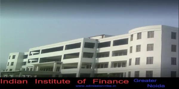 Indian Institute of Finance campus