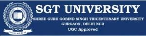 SGT University - Shree Guru Gobind Singh Tricentenary University