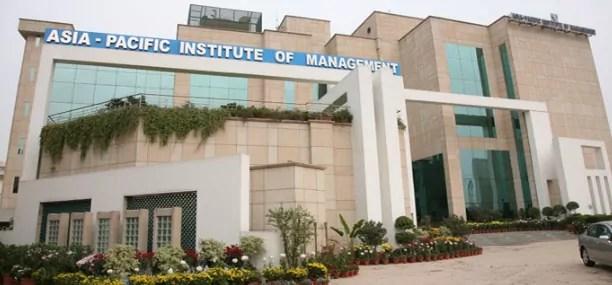 Asia Pacific Institute of Management Delhi