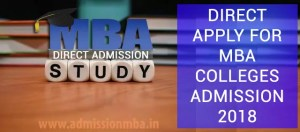 MBA Colleges Admissions 2019: Direct Apply | AdmissionMBA