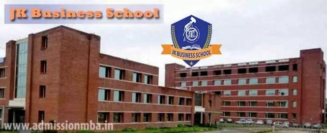 JK Business School gurgaon