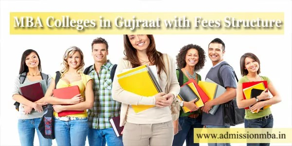 MBA Colleges in Gujarat with Fees Structure