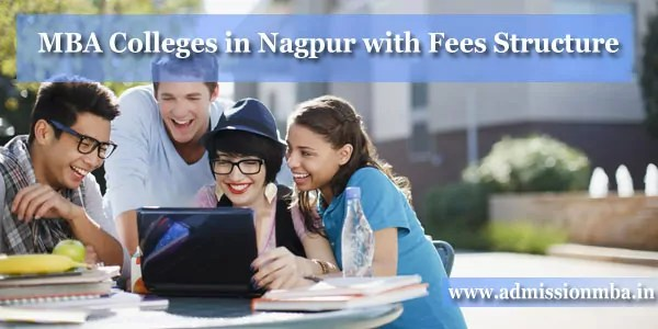 MBA Colleges in Nagpur with Fees Structure