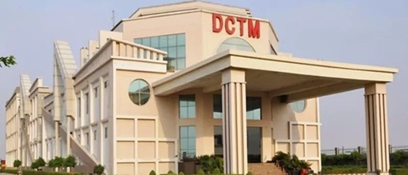 DCTM Palwal Campus