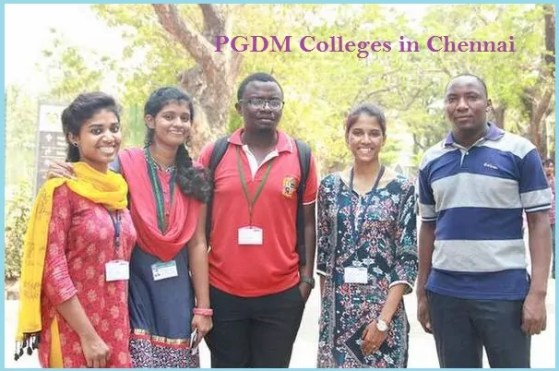 PGDM Colleges Chennai