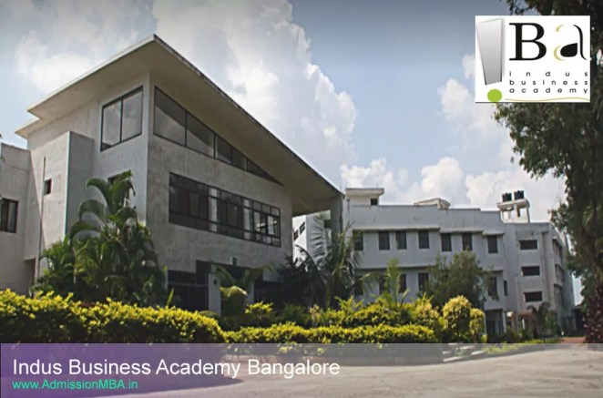 Indus Business Academy Bangalore