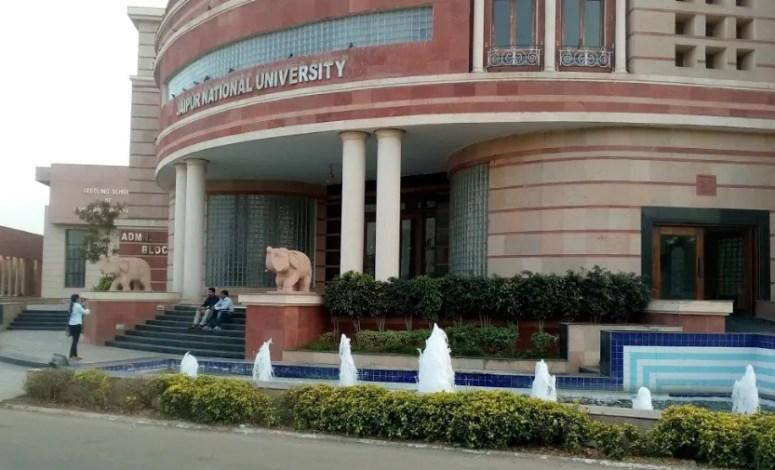 JNU Jaipur Admission 2019