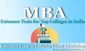 MBA Entrance Exams 2020/21 - CAT, MAT, XAT, CMAT