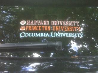 HarvardPrincetonColumbia